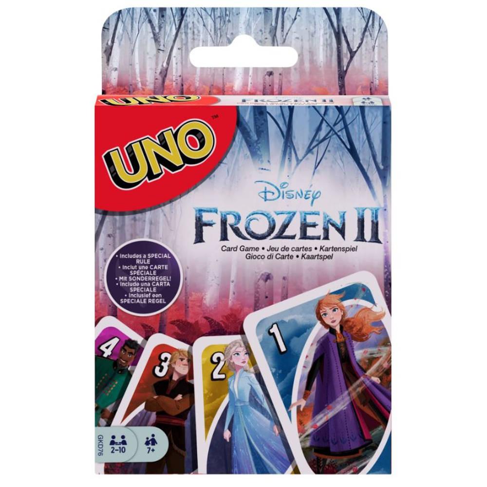 Disney Frozen UNO kaartspel
