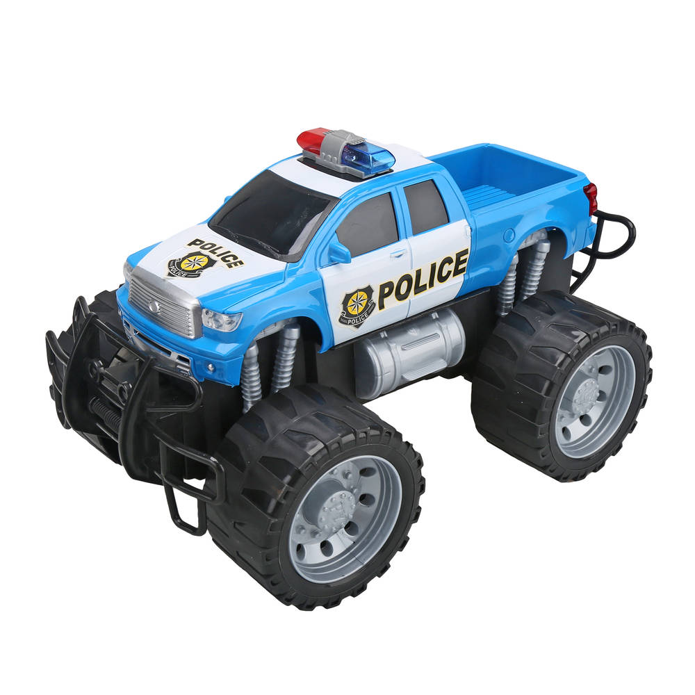 Friction cross country politie
