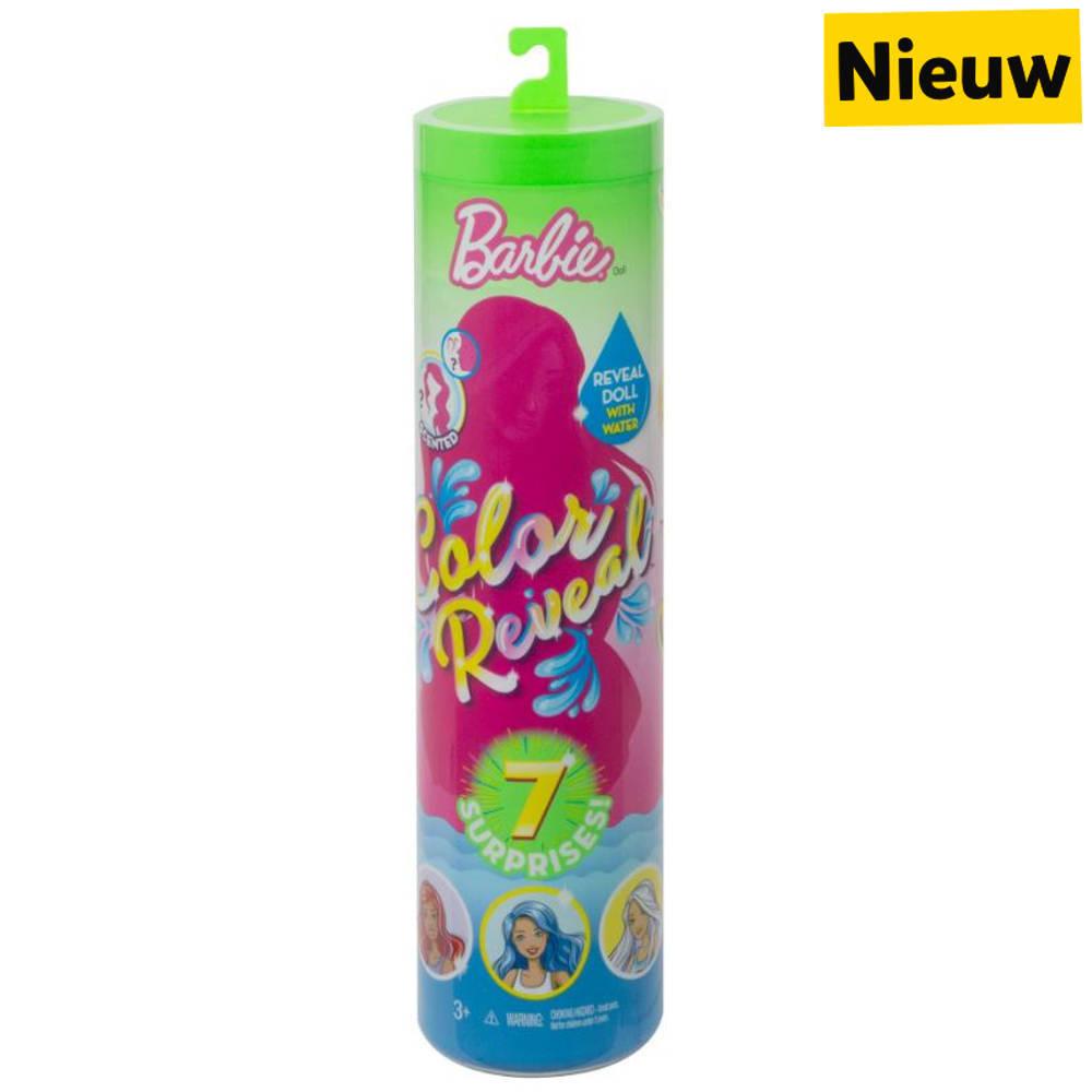 Color Reveal Barbie pop serie 2