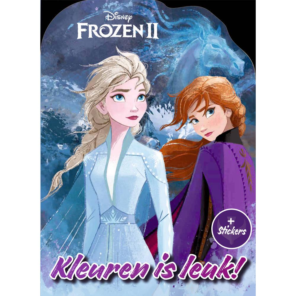 Disney Frozen 2 kleuren is leuk