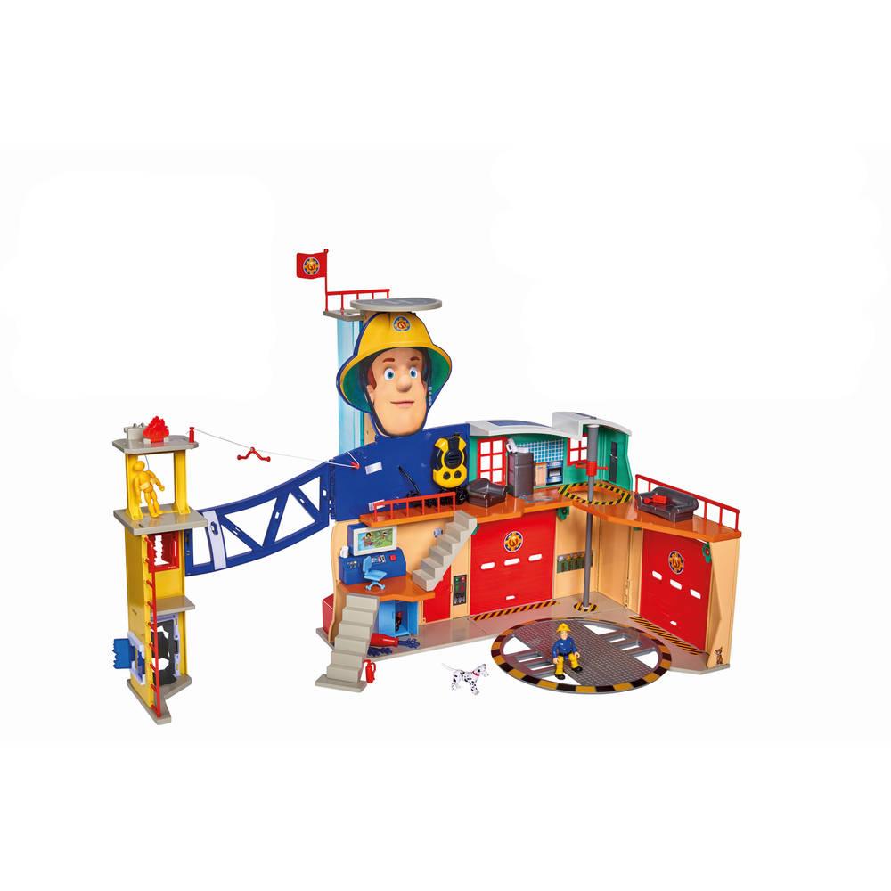 Brandweerman Sam brandweerstation
