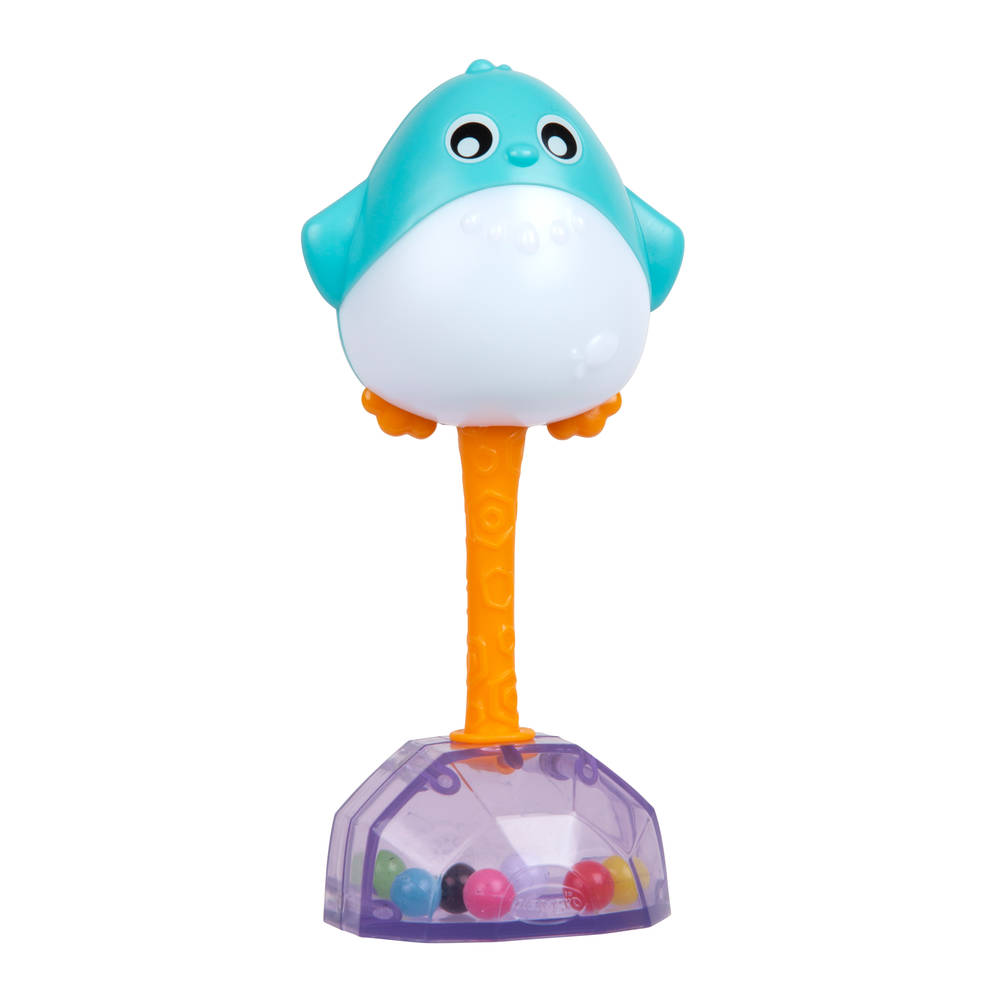 Playgro pinguïn gloed rammelaar