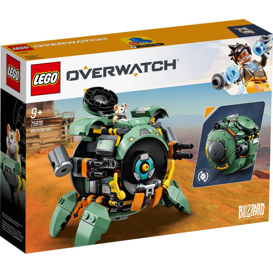LEGO Overwatch Wrecking Ball 75976