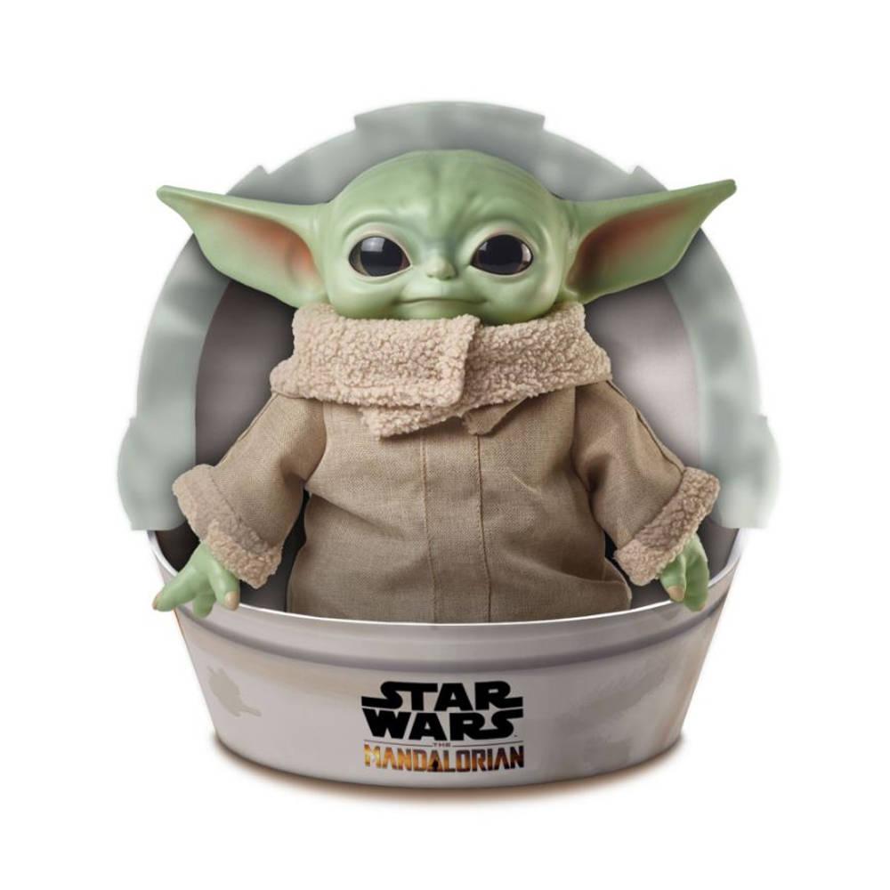 Star Wars: The Mandalorian The Child knuffel - 30 cm