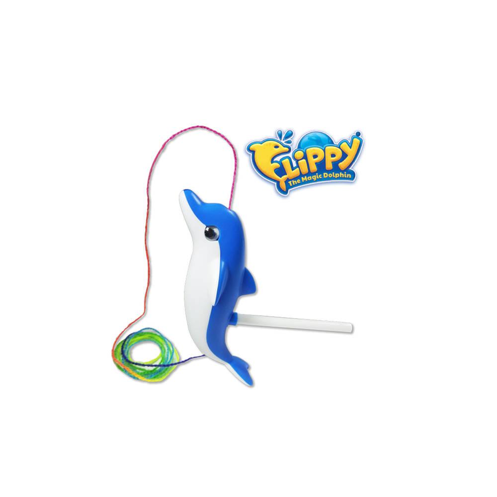 Flippy de magische dolfijn