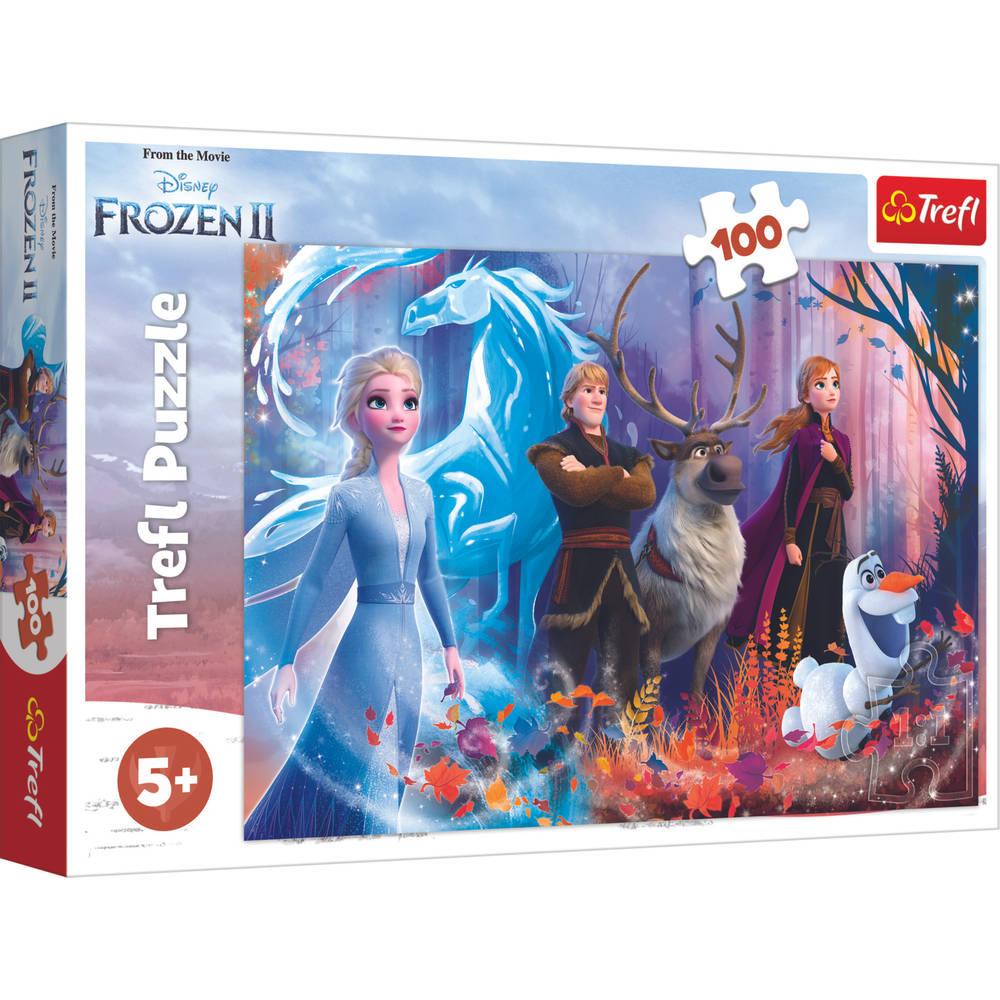 Disney Frozen 2 puzzel - 100 stukjes