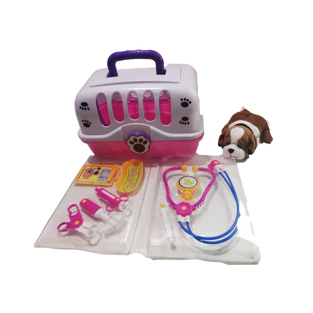 Hondenkooi met dokter