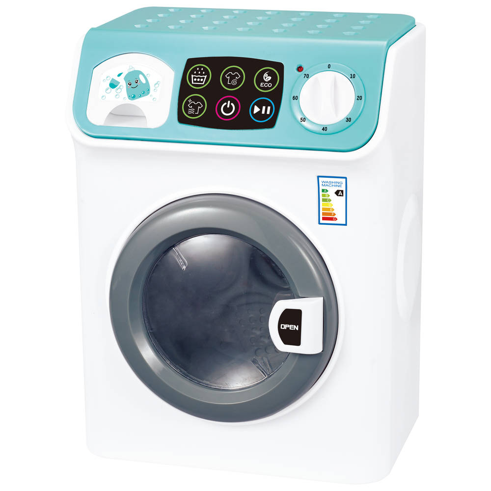Speelgoed wasmachine