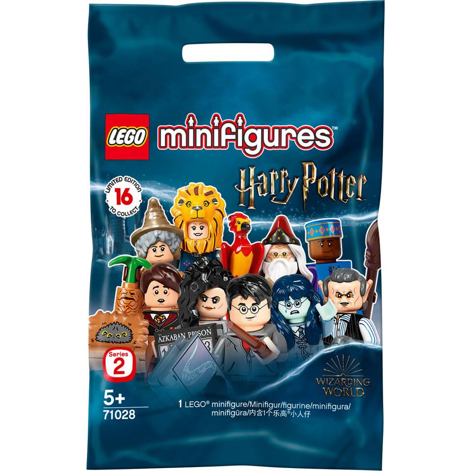 LEGO Harry Potter minifiguren Serie 2 verrassingszakje 71028
