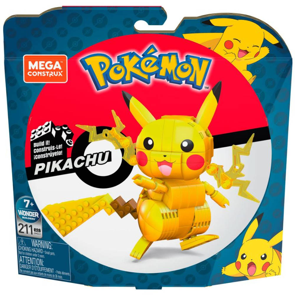 Fisher-Price Mega Construx Pokémon Pikachu