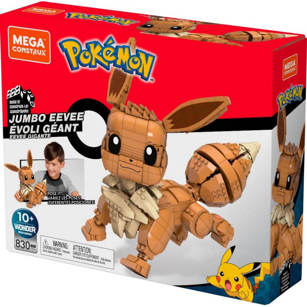 Fisher-Price Mega Construx Pokémon Jumboo Eevee