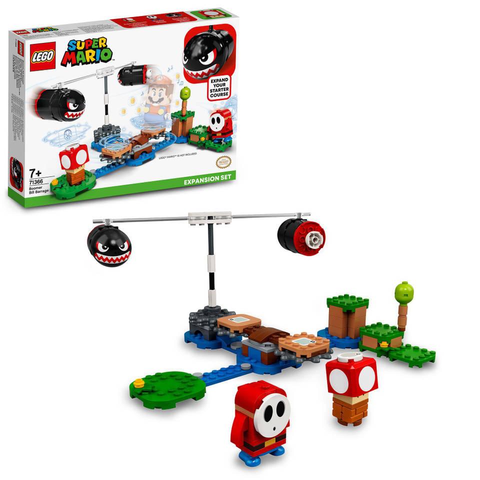 LEGO Super Mario Uitbreidingsset Boomer Bill 71366