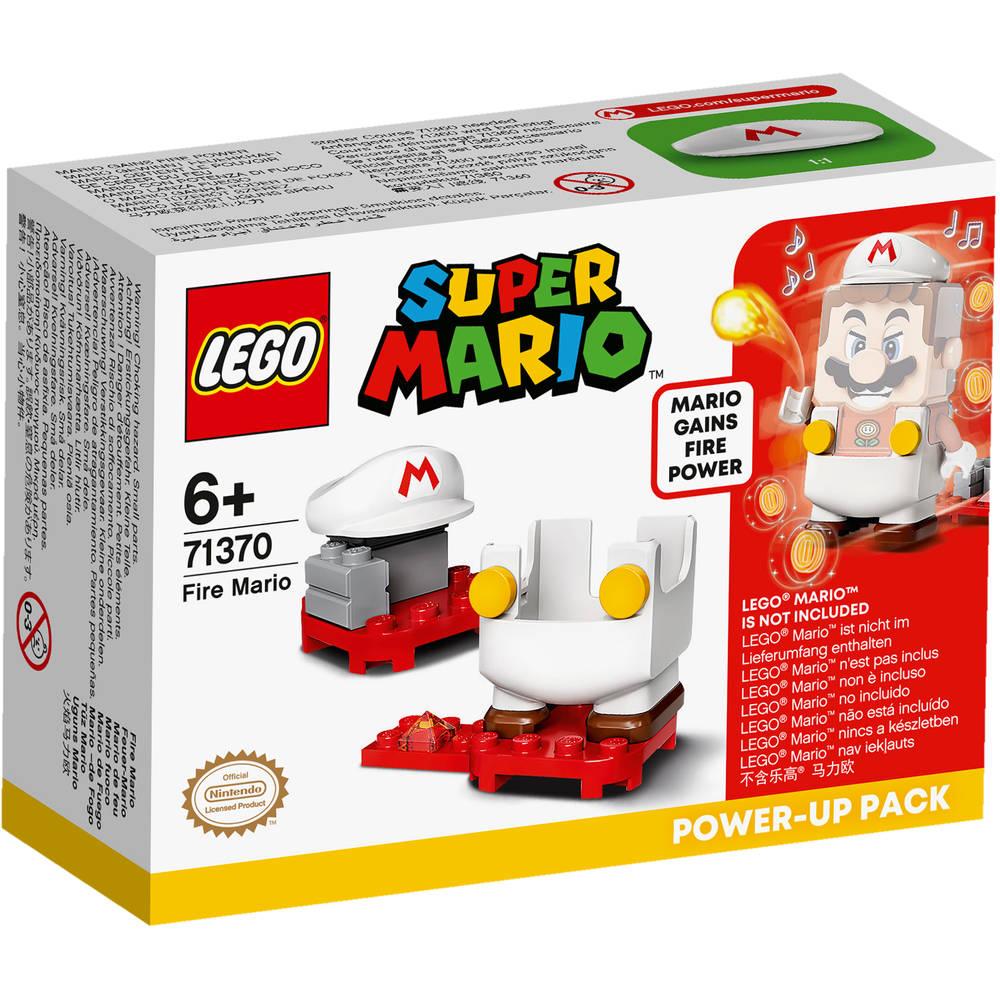 LEGO Super Mario power-uppakket Vuur-Mario 71370