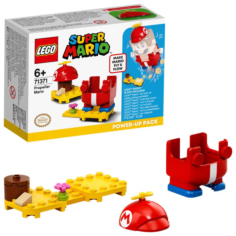LEGO Super Mario Power-uppakket Propeller-Mario 71371