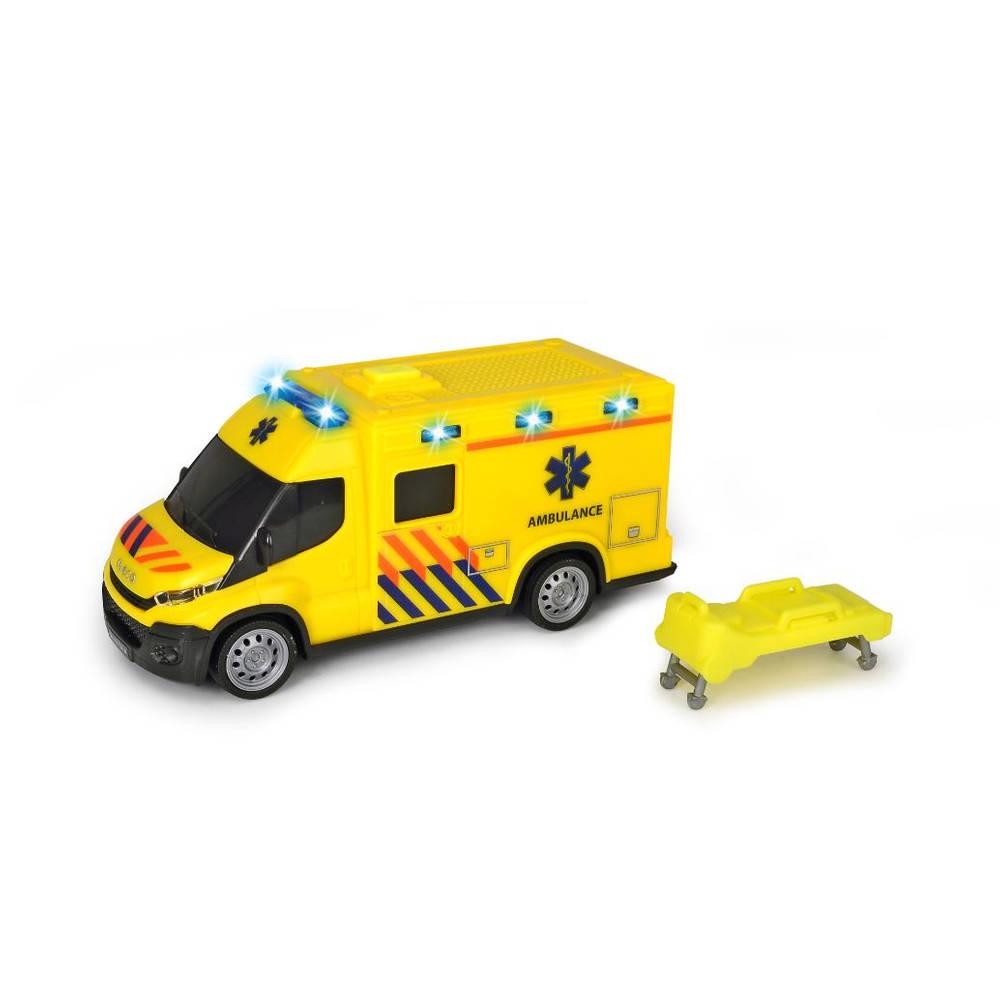 Dickie Toys ziekenwagen Iveco - 1:32