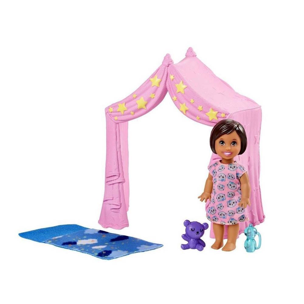 Barbie Skipper babysitter set
