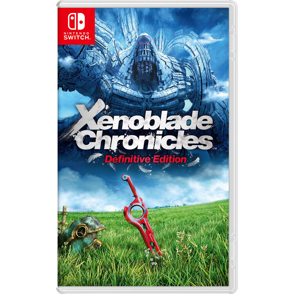 Nintendo Switch Xenoblade Chronicles: Definitive Edition