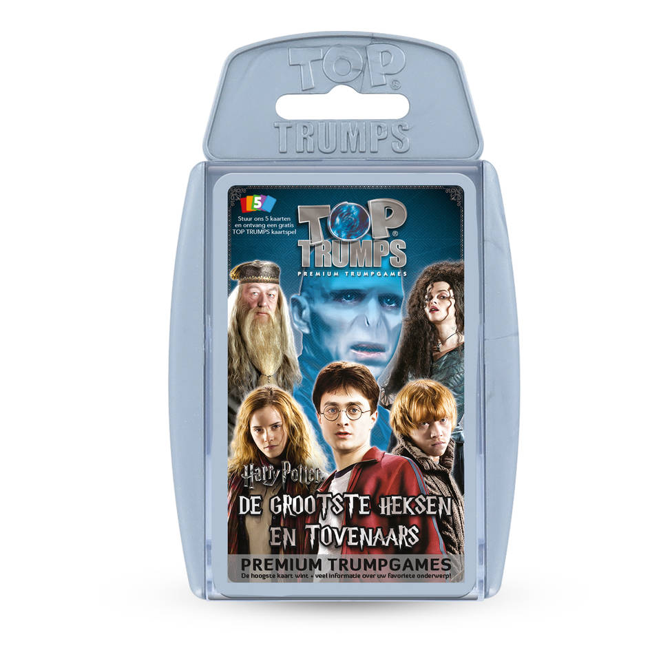 Top Trumps Harry Potter editie