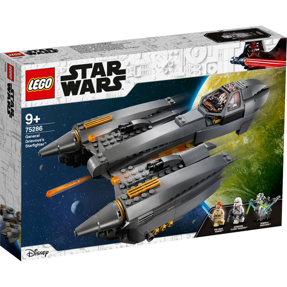 LEGO Star Wars General Grievous' Starfighter 75286