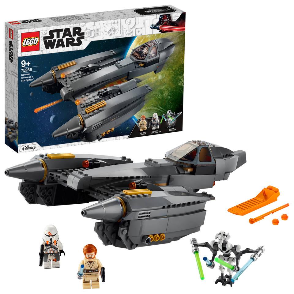 LEGO Star Wars General Grievous' Starfighter 75286