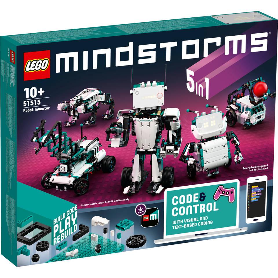 LEGO Mindstorms robot uitvinder 51515