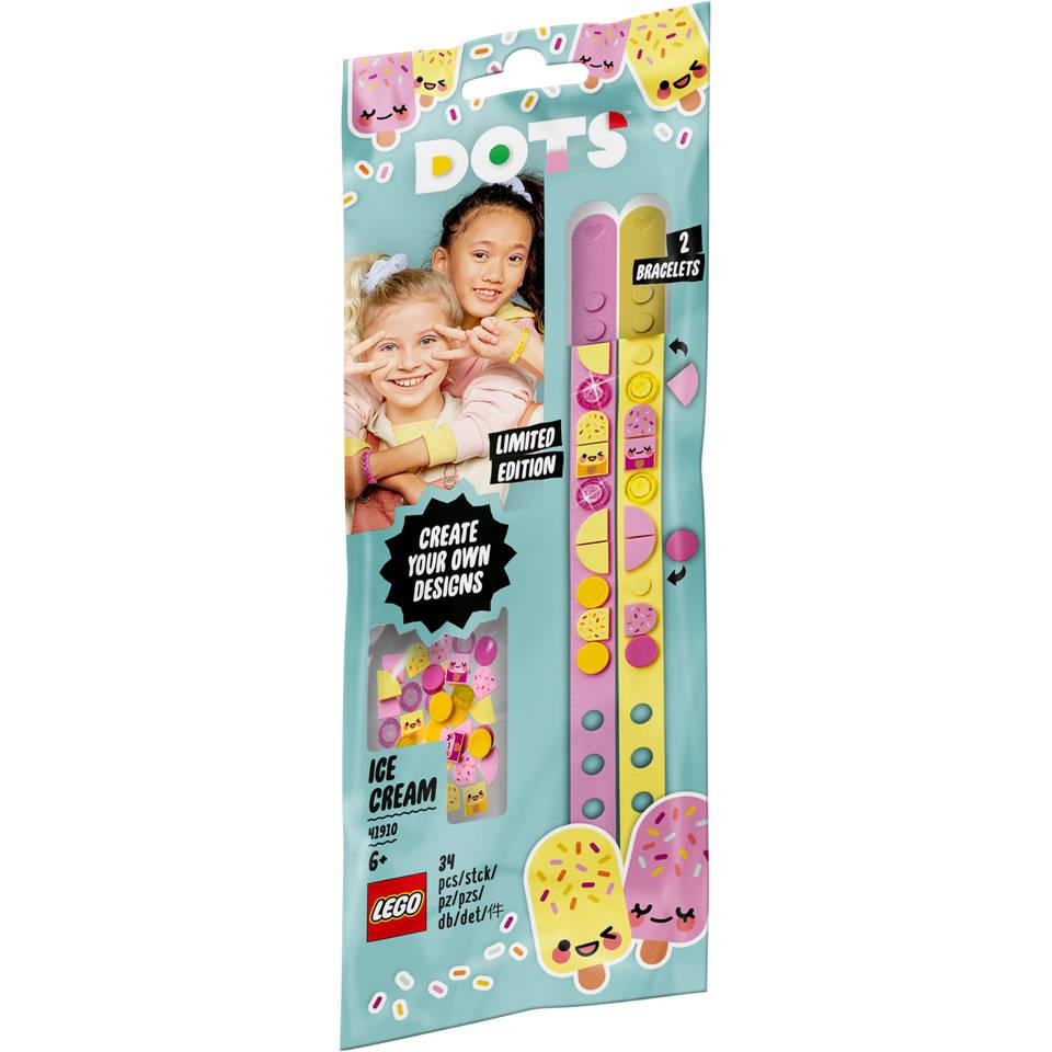 LEGO Dots ijsjes-besties armbanden 41910