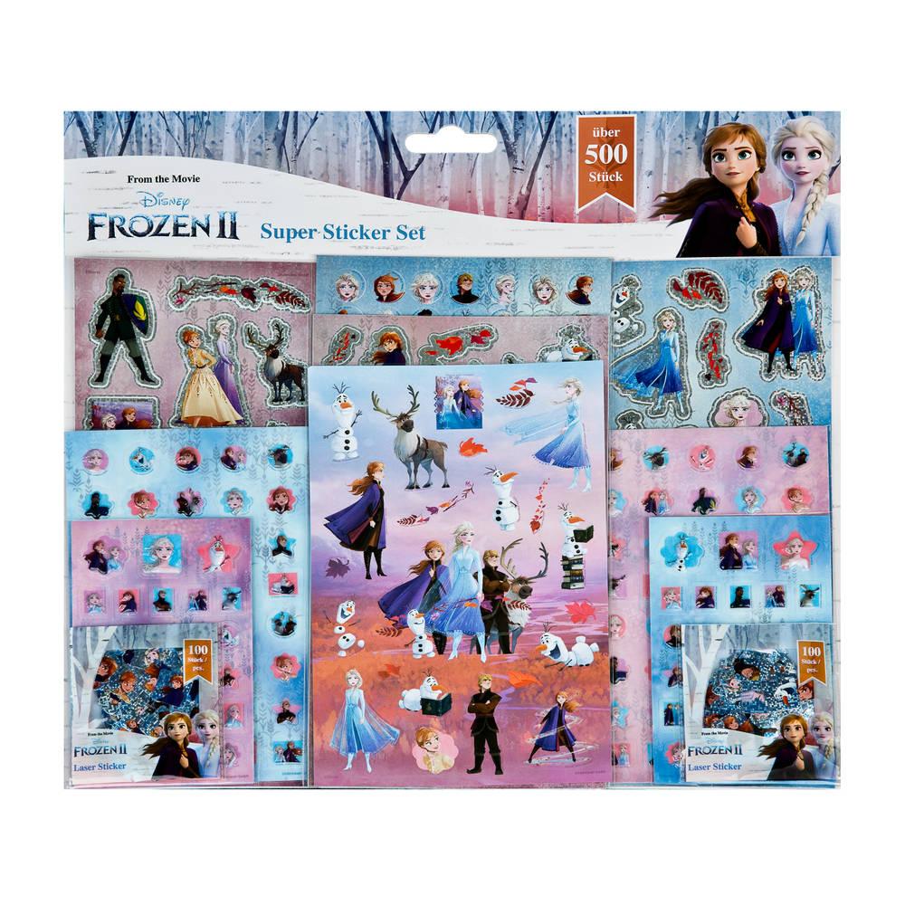 Frozen super stickerset