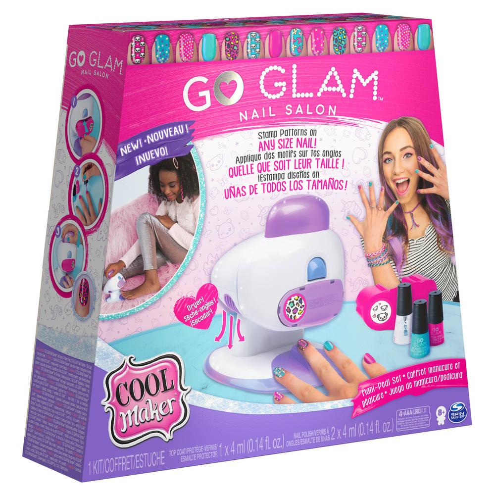 Cool Maker Go Glam 2-in-1 nagelsalon