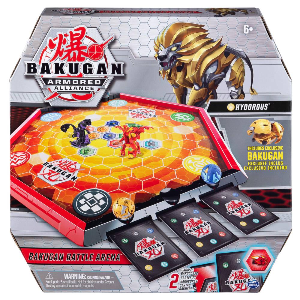 Bakugan Battle Arena Season 2.0