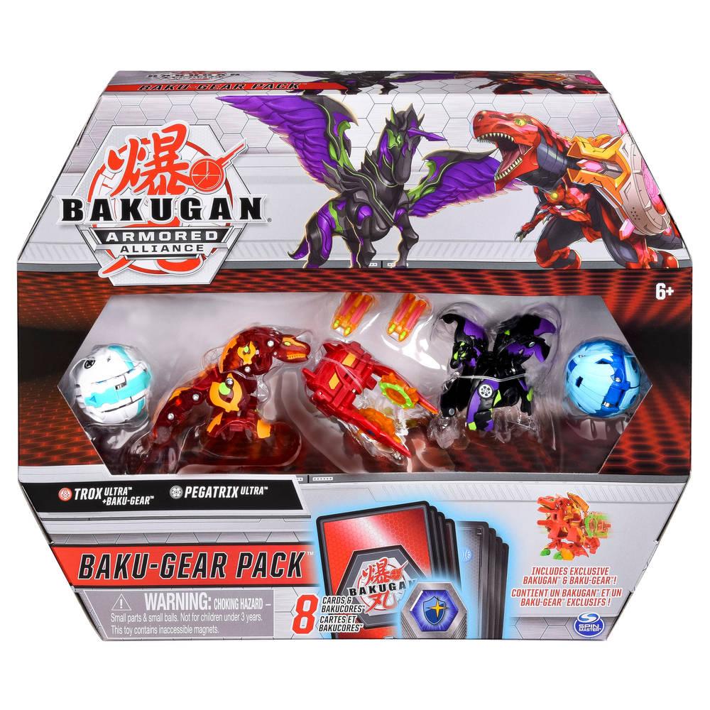 Bakugan Bakugear Season 2.0 - 4-pack