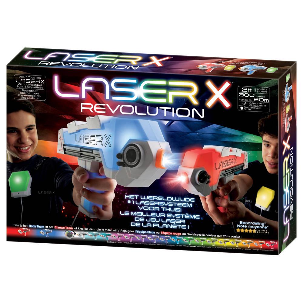Laser X Revolution Double Set