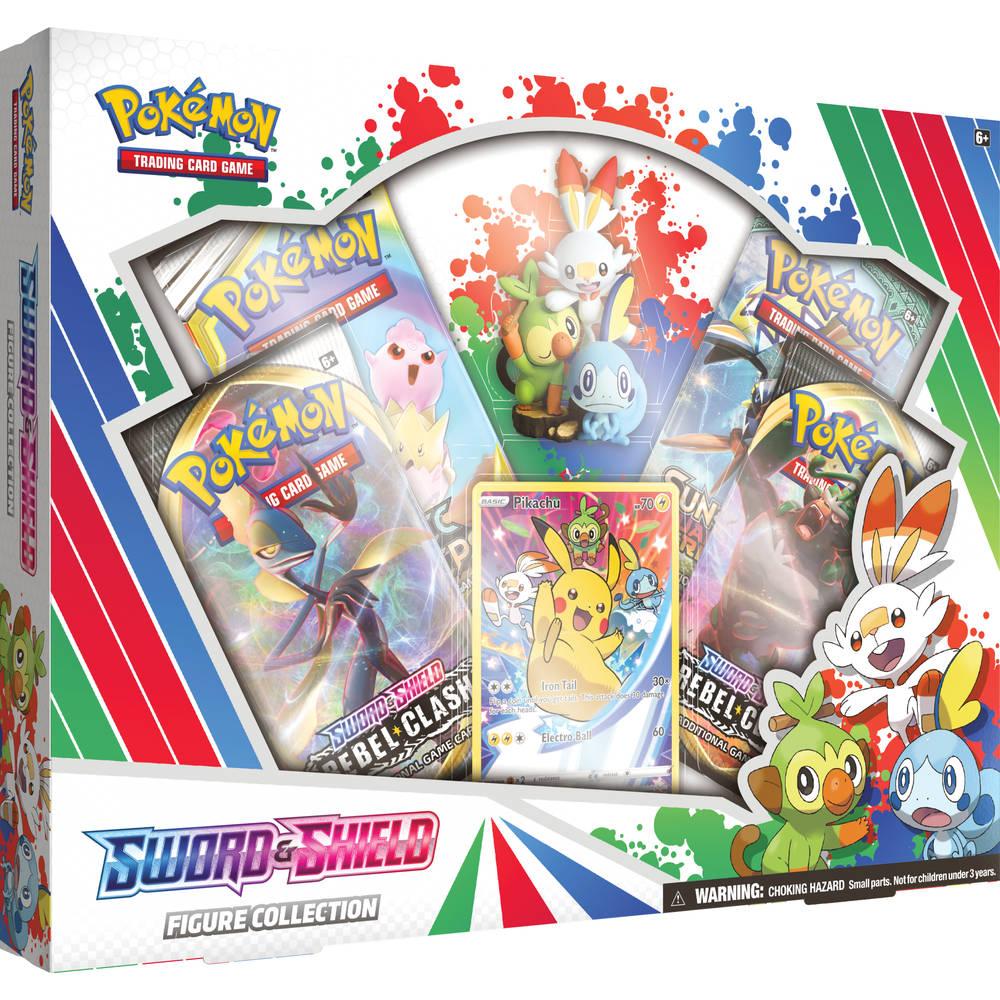 Pokémon TCG Sword & Shield Figure Collection