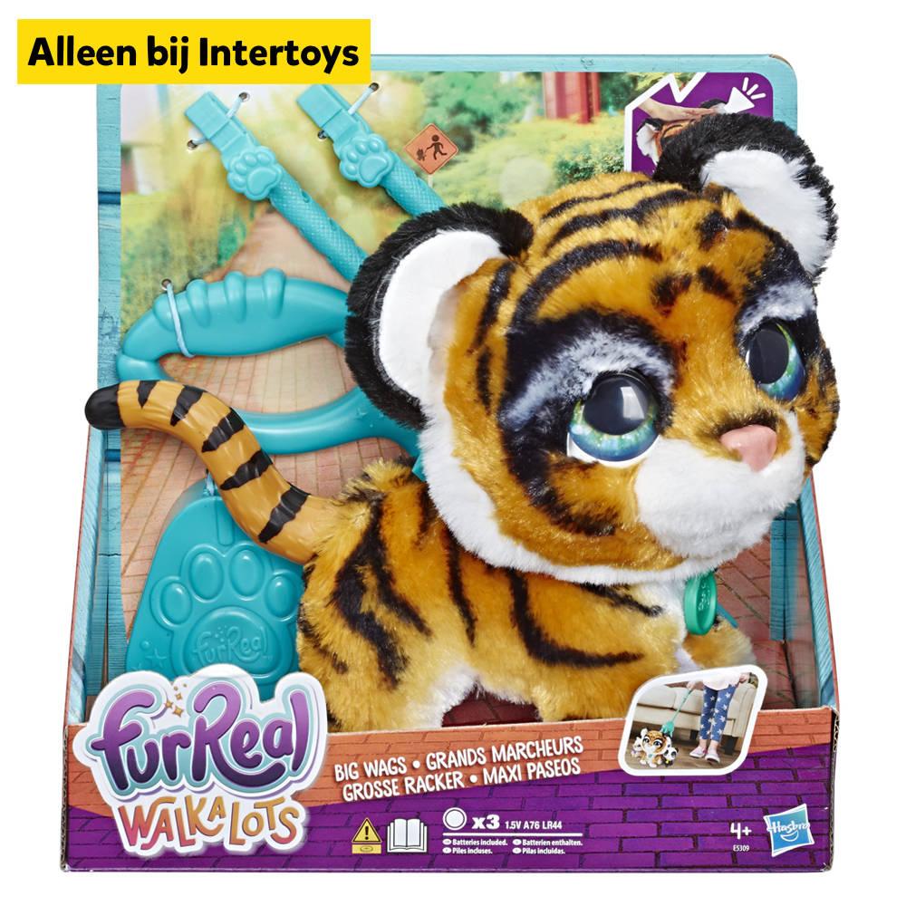FurReal Walkalots tijger