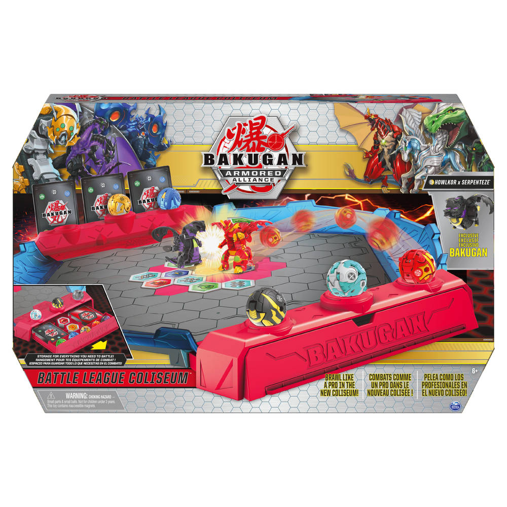 Bakugan Premium Battle Arena