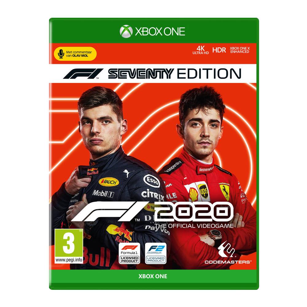 Xbox One F1 2020 Seventy Edition