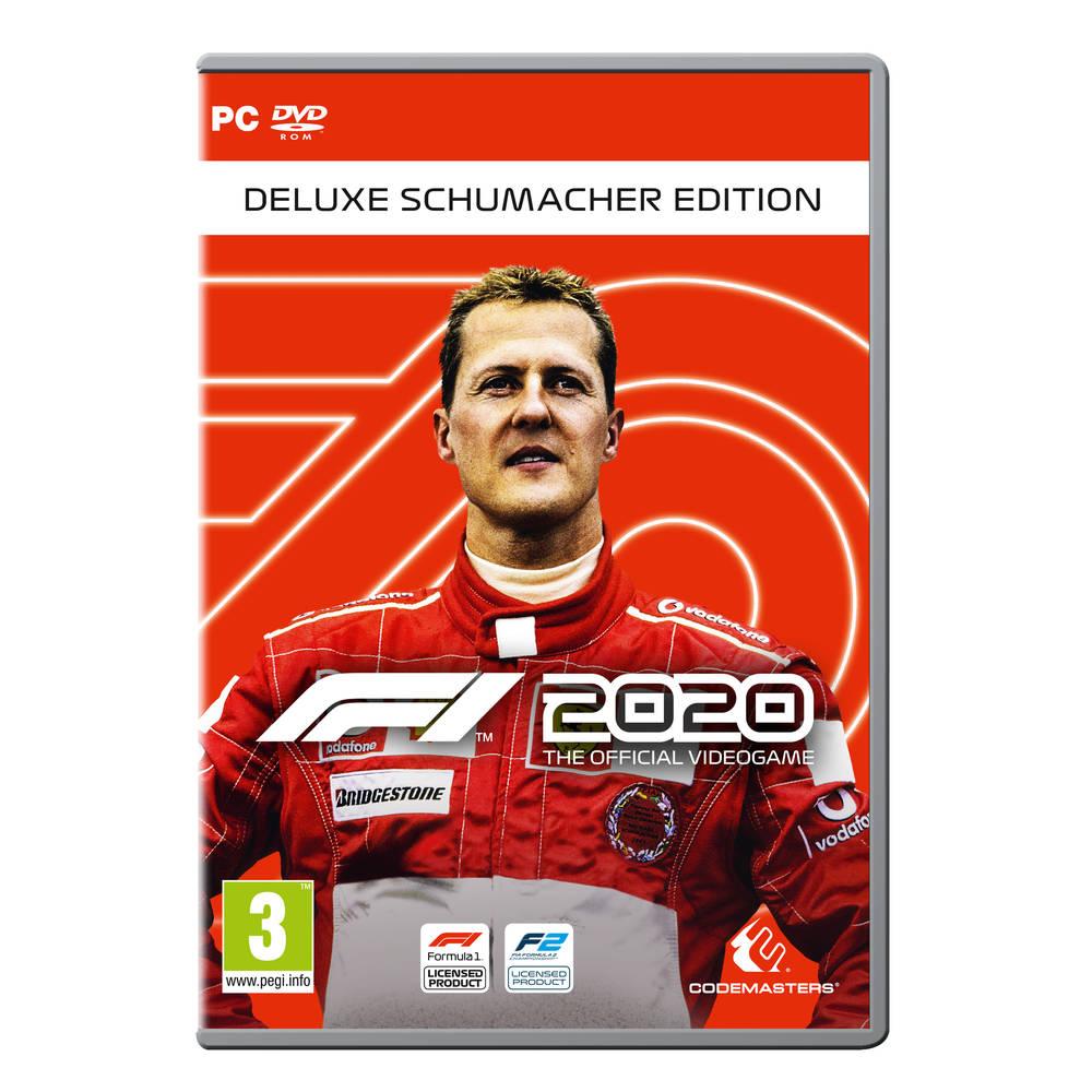 PC F1 2020 Deluxe Schumacher Edition