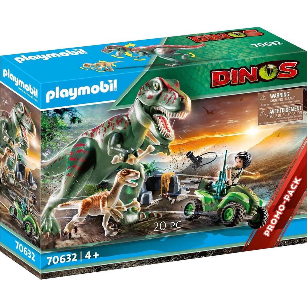 PLAYMOBIL T-Rex aanval 70632