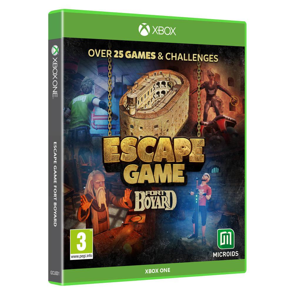 Xbox One Escape Game: Fort Boyard