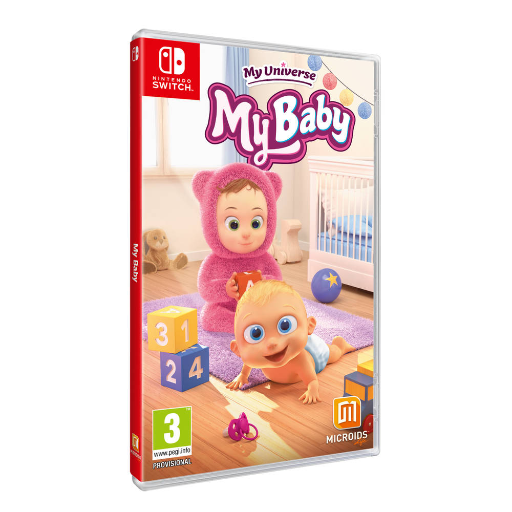 Nintendo Switch My Universe: My Baby