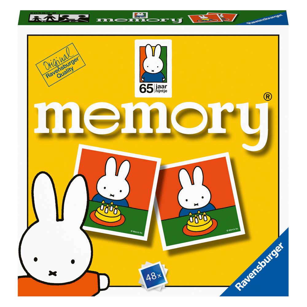 Ravensburger Nijntje mini-memory