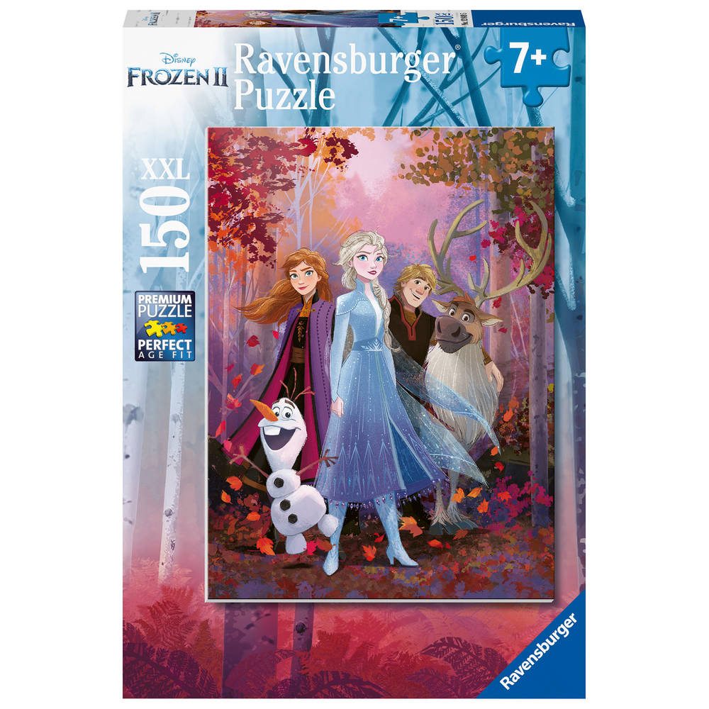 Ravensburger Disney Frozen 2 XXL puzzel - 150 stukjes