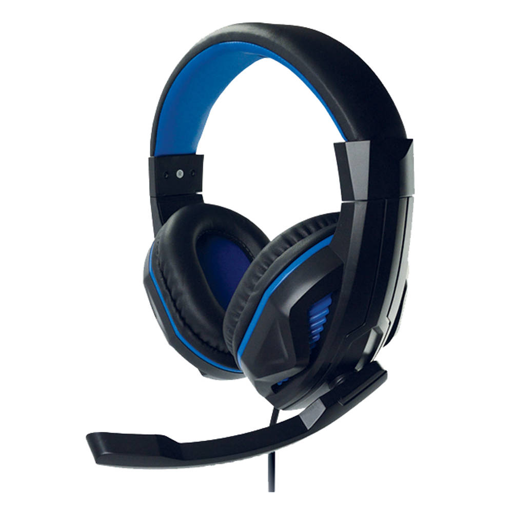 Steelplay HP-41 gaming headset - zwart