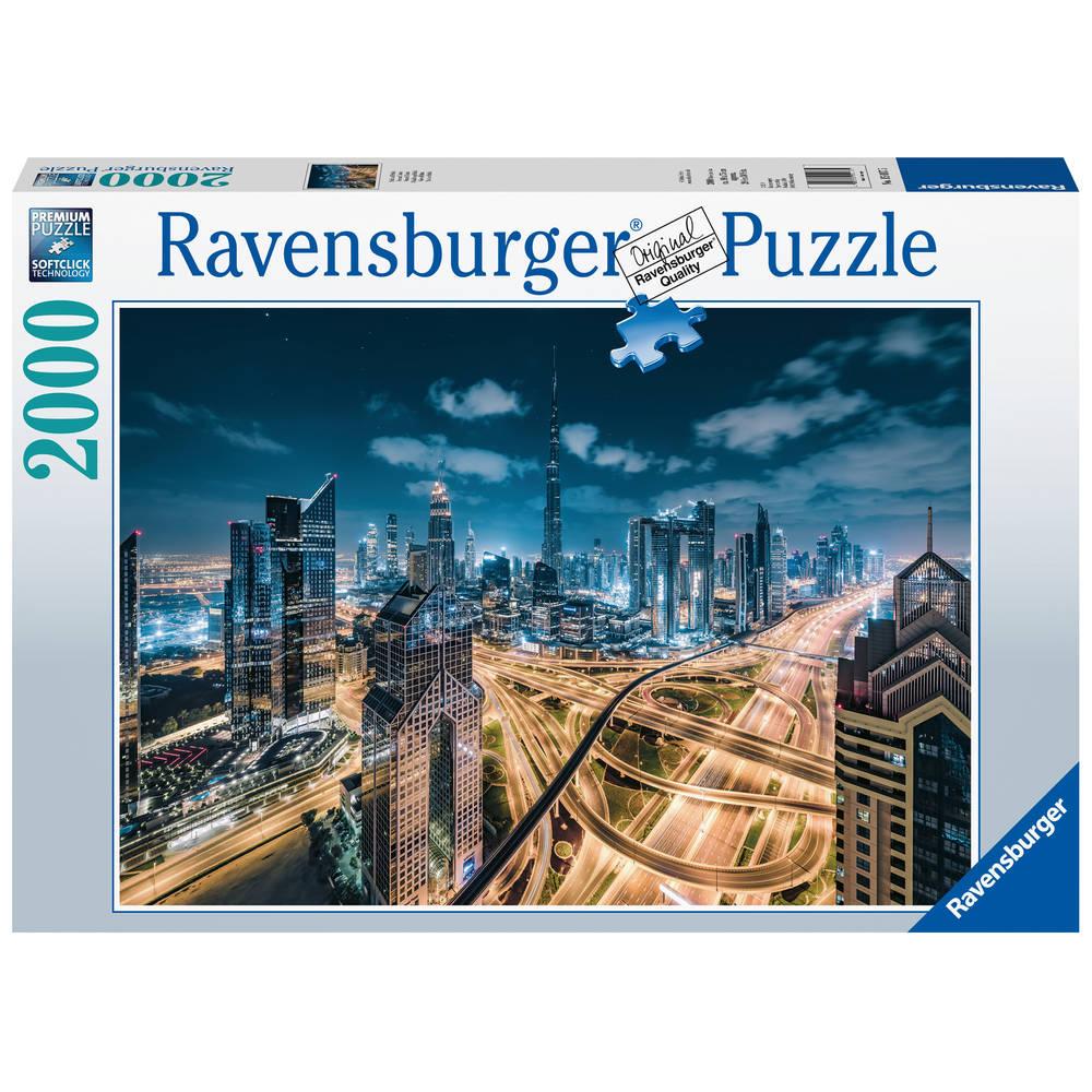 Ravensburger puzzel skyline panorama - 2000 stukjes