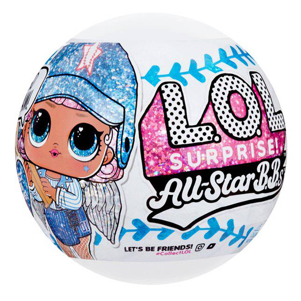 L.O.L. Surprise! All-Star B.B.s sport series 1 honkbal