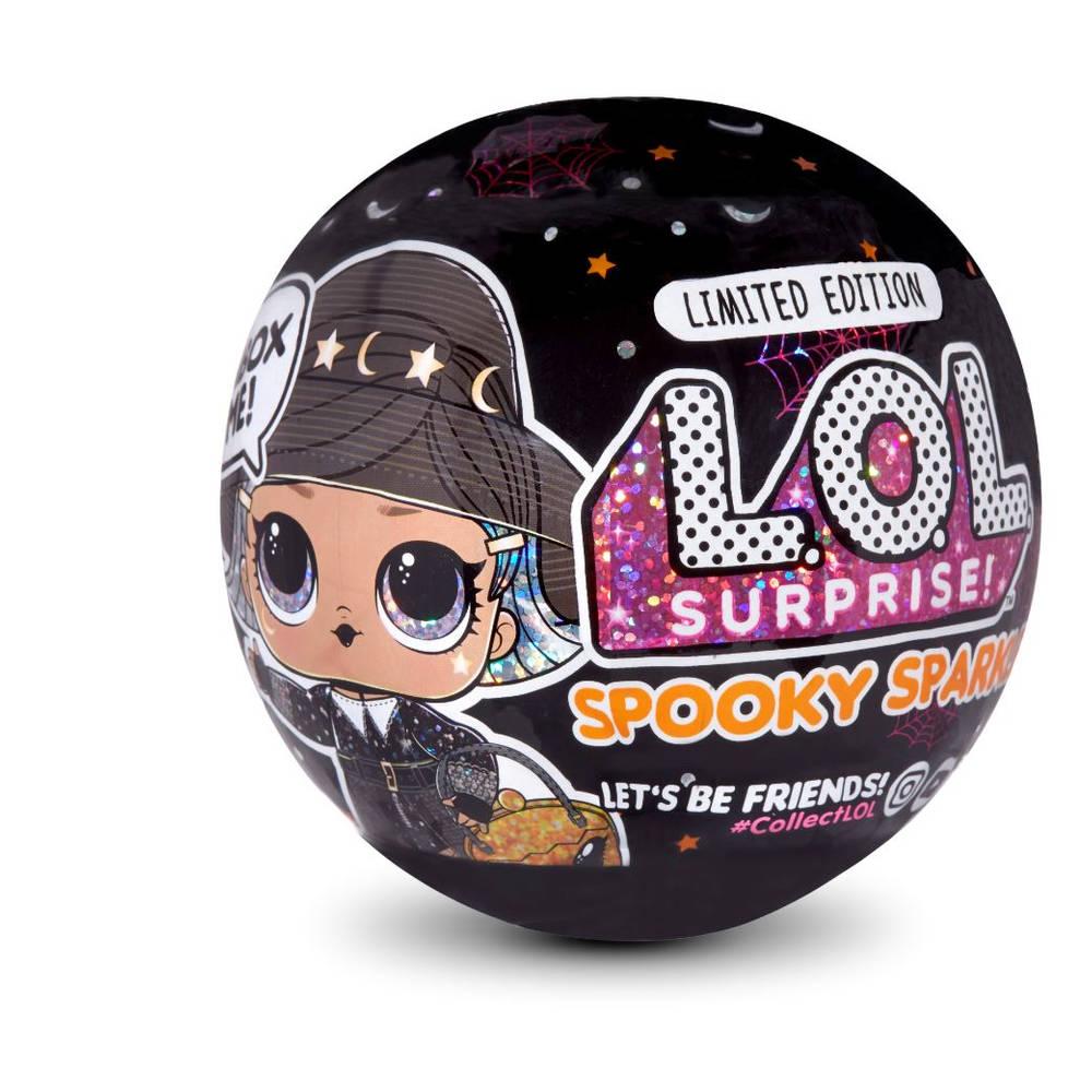 L.O.L. Surprise! Spooky Sparkle figuur