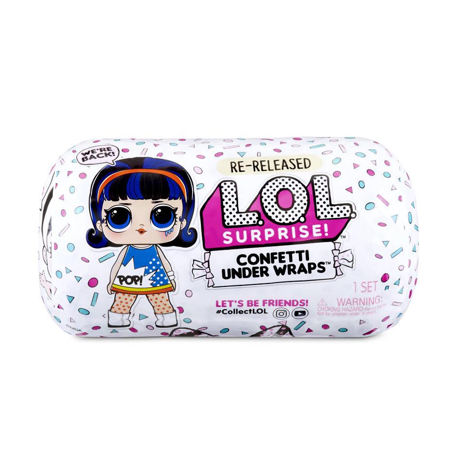 L.O.L. Surprise! confetti verrassing
