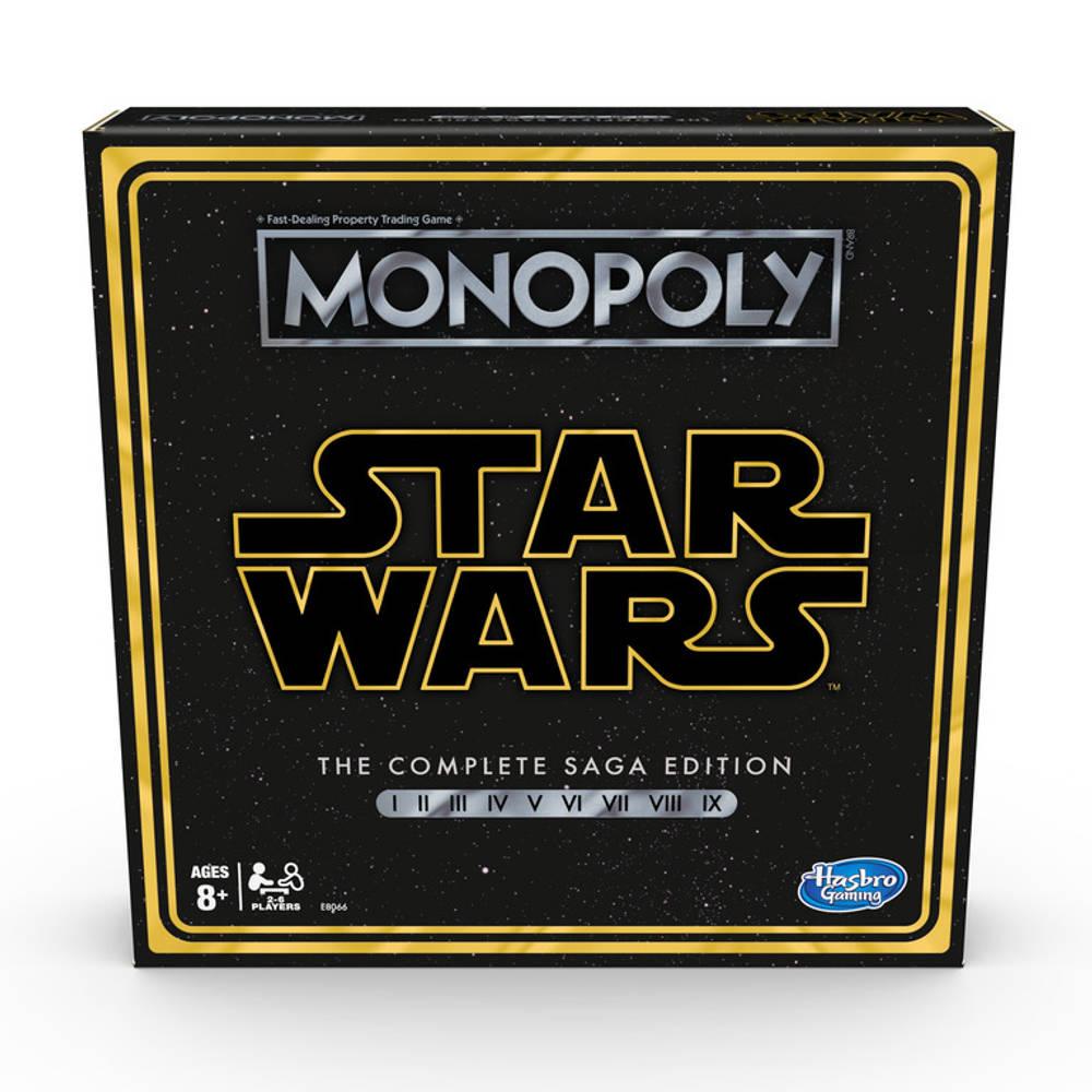 Monopoly Star Wars Saga editie