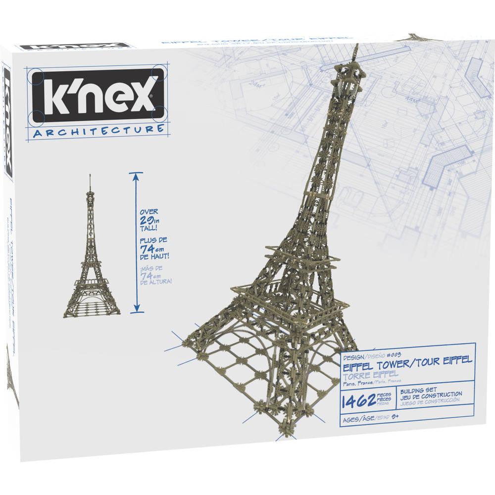 K'NEX Architecture Eiffeltoren bouwset