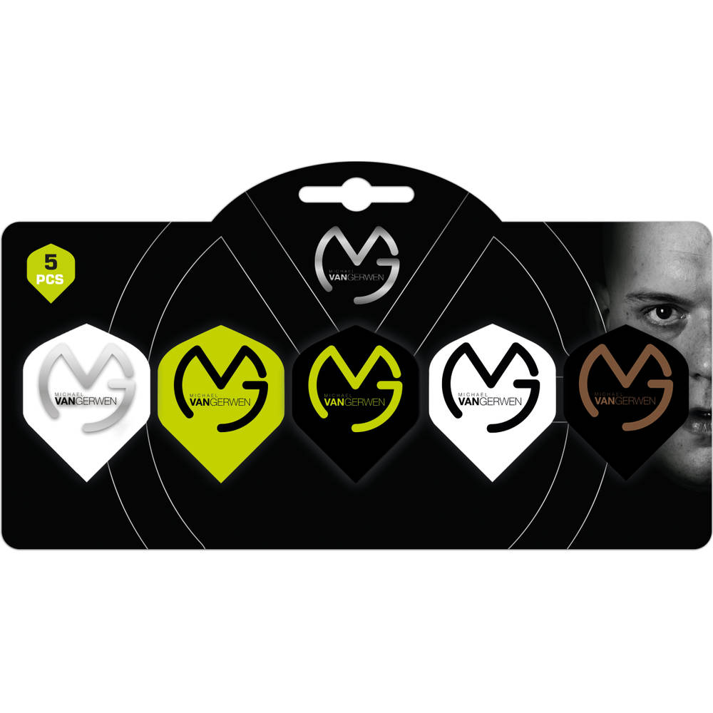 Michael van Gerwen flights multipack