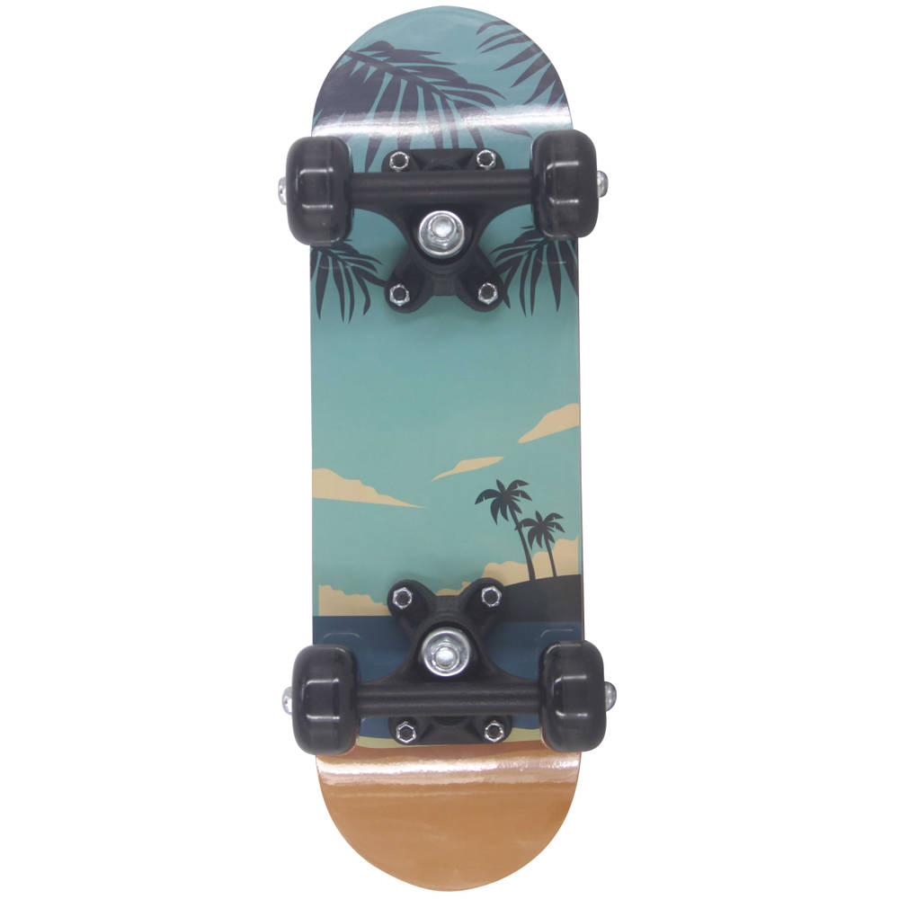 Mini beach skateboard